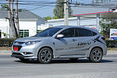 istock Private car, Honda HRV. 508207924