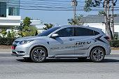 istock Private car, Honda HRV. 508208008
