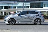 istock Private car, Honda HRV. 508208050