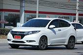 istock Private car, Honda HRV. 508208168