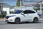 istock Private car, Honda HRV. 508208186