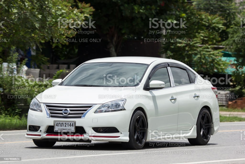 Private Car Nissan Sylphy Stock Photo Download Image Now