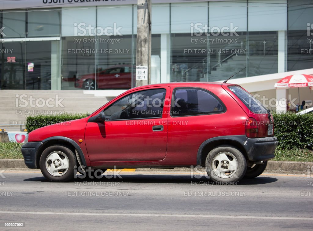 Private car, Opel Swing. royalty-free stock photo
