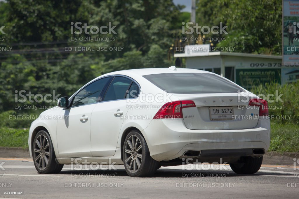 Private Car Volvo Sedan Car S60 Stock Photo Download Image Now Istock