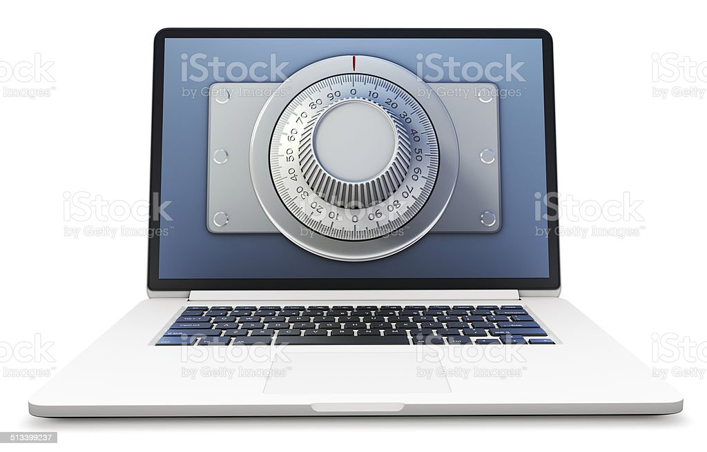Private database stock photo