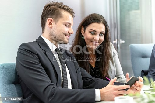 Adults only, couple, business person, Slovenia, 30-39 years