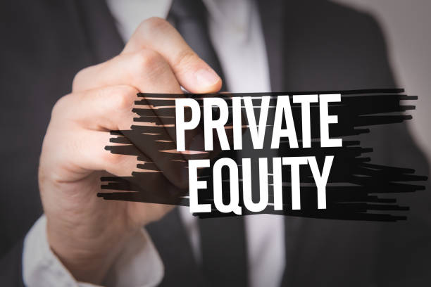 Private Equity Private Equity sign military private stock pictures, royalty-free photos & images