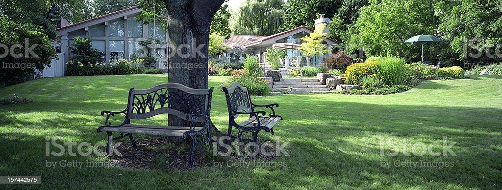 Privater Garten – Foto