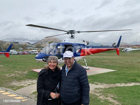 Helicopters are excellent for short flights; to reach remote destinations (and avoid ground traffic); or for sightseeing.