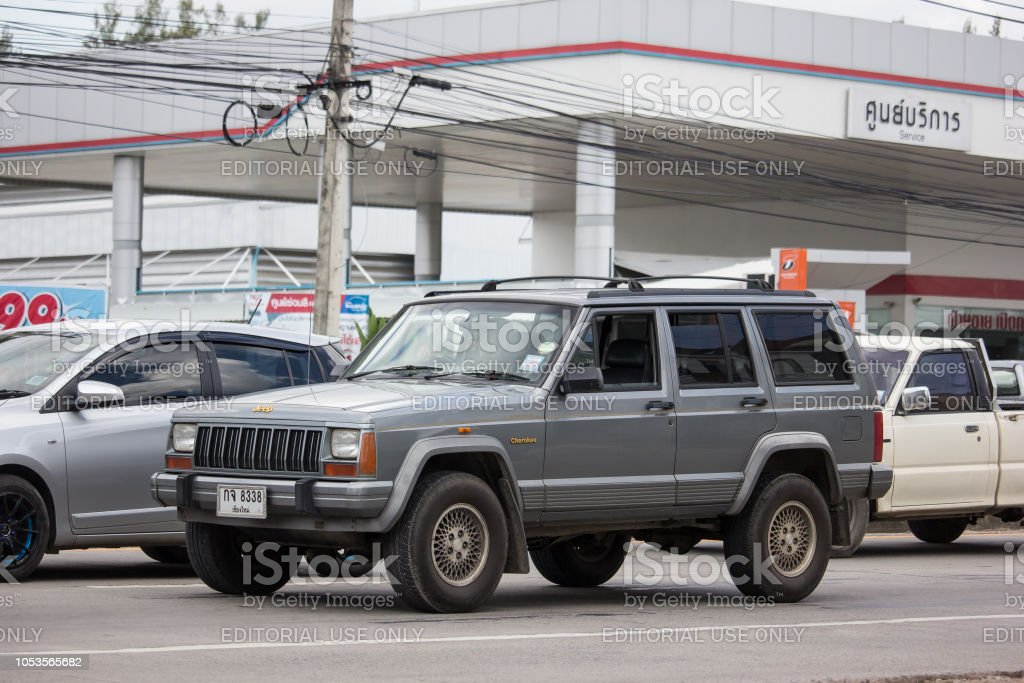 Private Jeep 4x4 Cherokee Car Stock Photo Download Image Now Istock