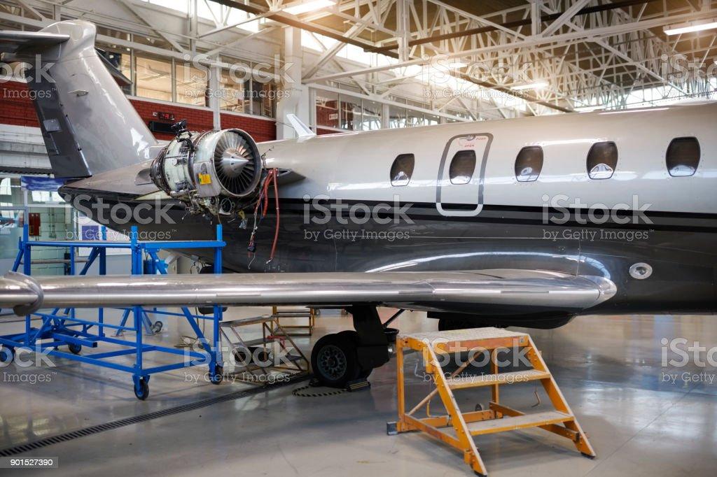 jet avión privado - Foto de stock de Acero libre de derechos