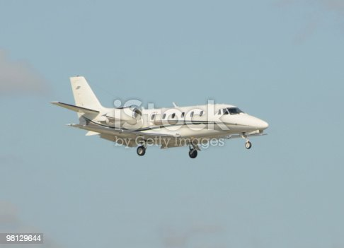 Private Jet Stock Photo & More Pictures of Air Vehicle