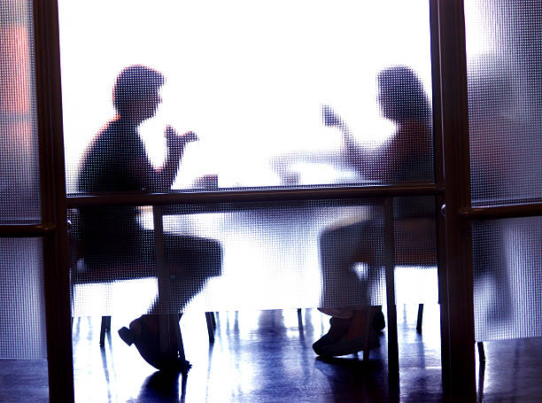 Private meeting Private business meeting military private stock pictures, royalty-free photos & images