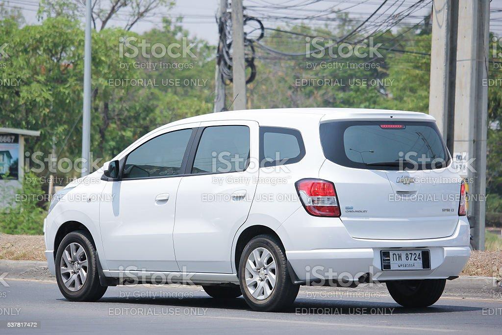 Private Mpv Car Chevrolet Spin Stock Photo 537817472 Istock