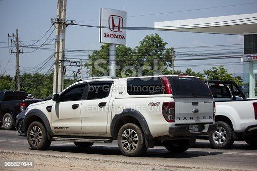 Private Pickup Car Ford Ranger - Stockowe zdjęcia i więcej obrazów Azja