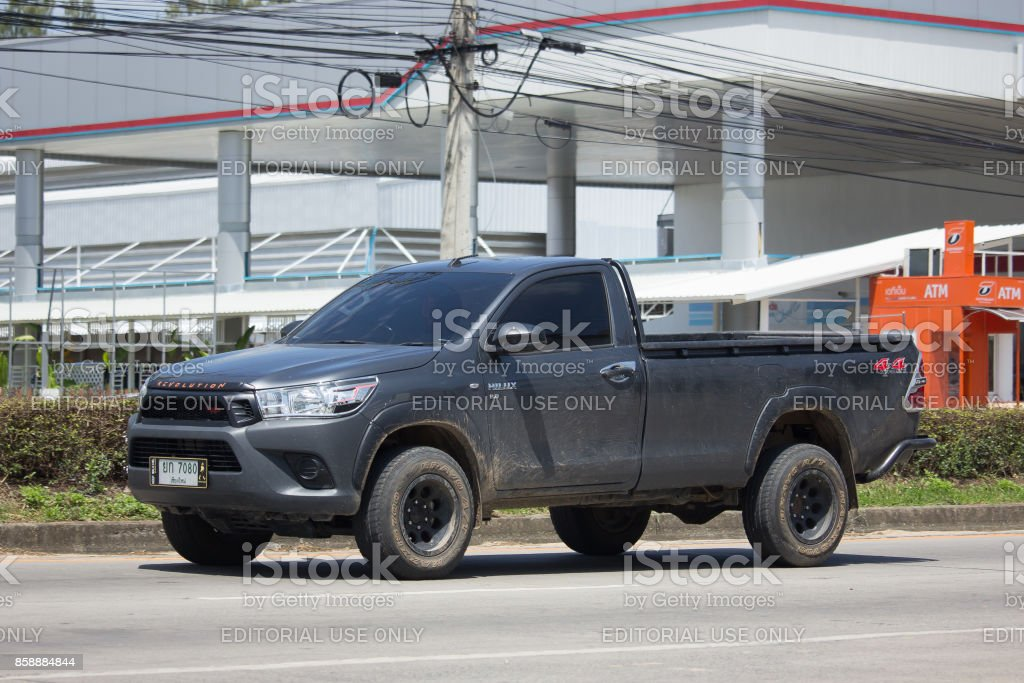 Private Pickup Truck Car Toyota Hilux Revo 4x4 Diff Lock Stock Photo Download Image Now Istock