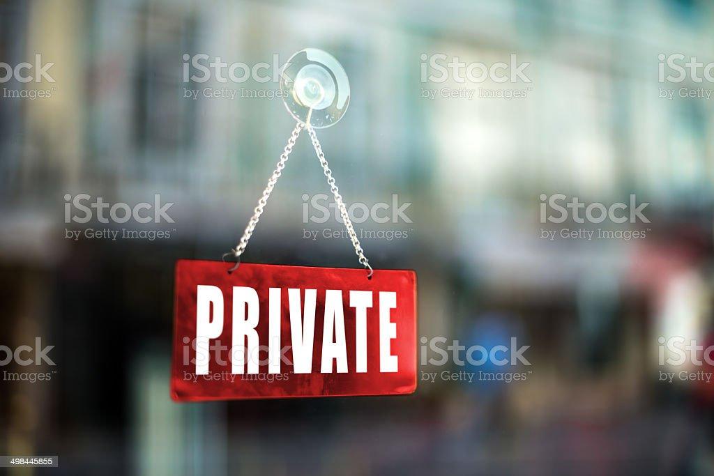 Private stock photo