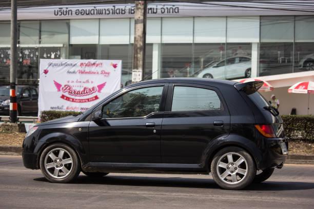 privates proton savvy - proton auto stock-fotos und bilder