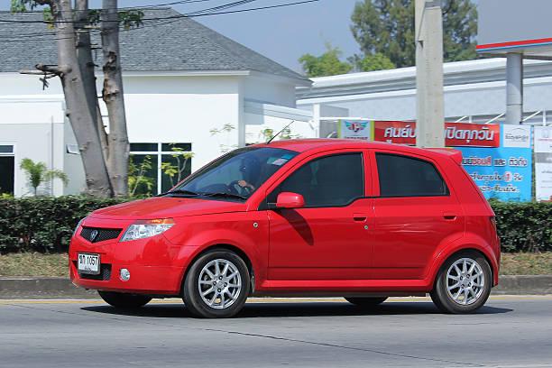 private proton savvy. - proton auto stock-fotos und bilder