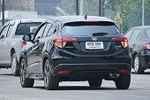 istock Private Suv car, Honda HRV 528301618