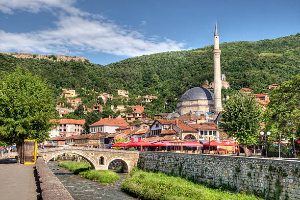 "Prizren Kosovo Prizren, Kosovo: ""The cultural and historical capital of Kosovo"". davelongmedia stock pictures, royalty-free photos & images"