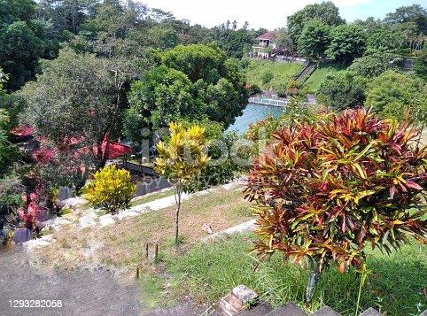Narmada Park, Lombok, Indonesia.