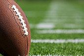 istock Pro Football on the Field 137379860