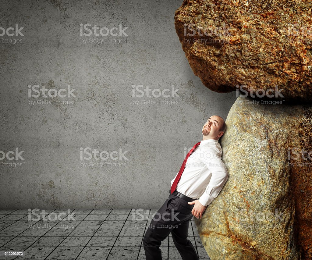 problem is coming stock photo