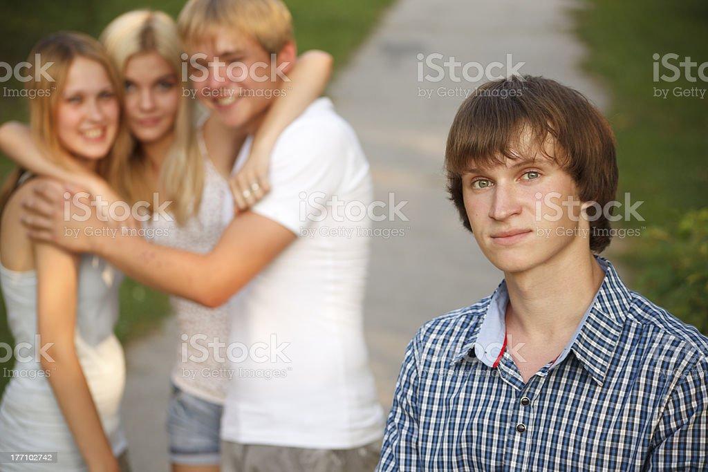 Problem teenager – Foto