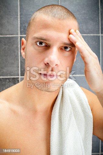 1134770826istockphoto Problematic skin 184919003