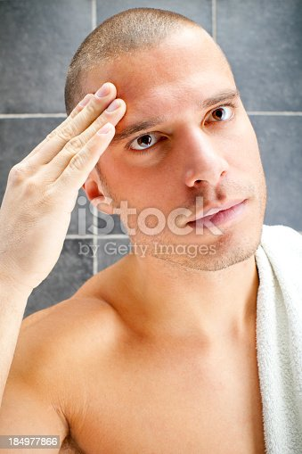 1134770826istockphoto Problematic skin 184977866