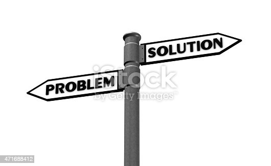 1048039800 istock photo Problems and Solutions 471688412