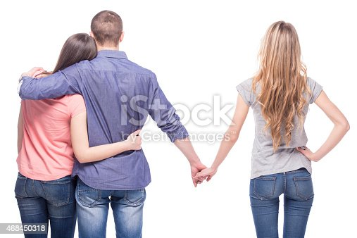 istock Problems in relationships 468450318