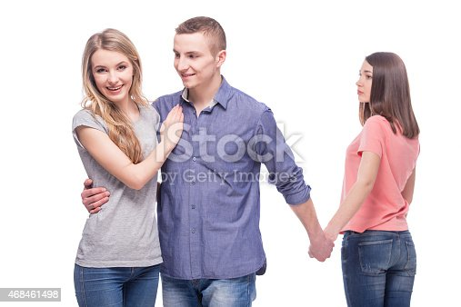 istock Problems in relationships 468461498