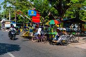 istock Probolinggo Street, Indonesia 1082842084