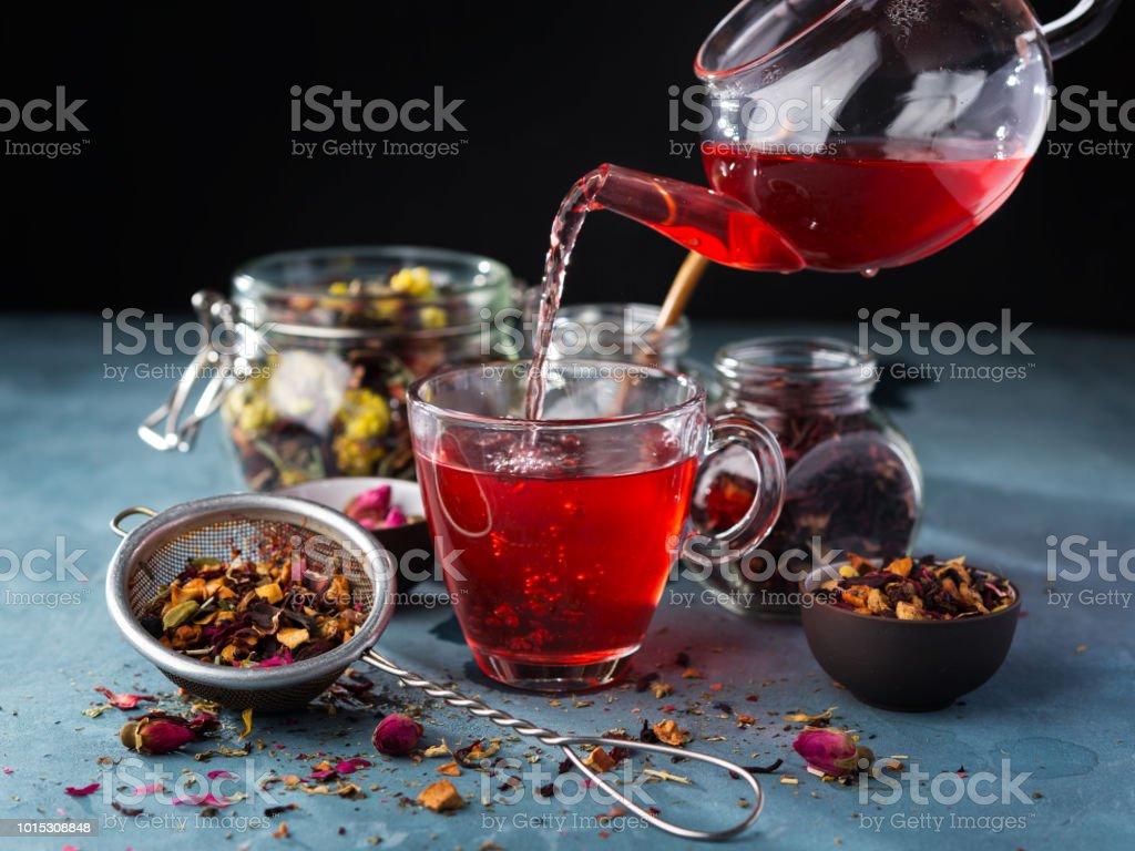 src=https://media.istockphoto.com/photos/process brewing tea tea ceremony cup of freshly brewed fruit and tea picture id1015308848?k=6&m=1015308848&s=612x612&w=0&h=qoe390wntXeUsSj6dO8GK6YsDbFmR88QPOfeLMl3A4c= 7 Makanan Ini Buat Anda Cepat Kontraksi Dan Bersalin Sebelum Due Date!