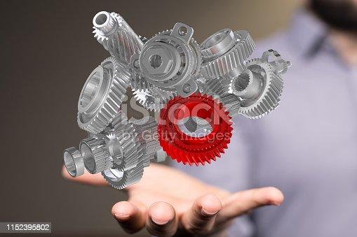 539953552istockphoto process concept 1152395802