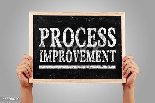 636998872 istock photo Process improvement 467760792