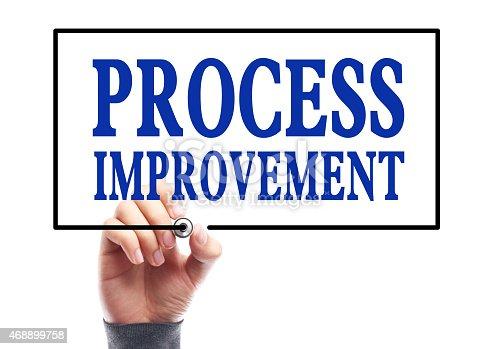 636998872 istock photo Process improvement 468899758