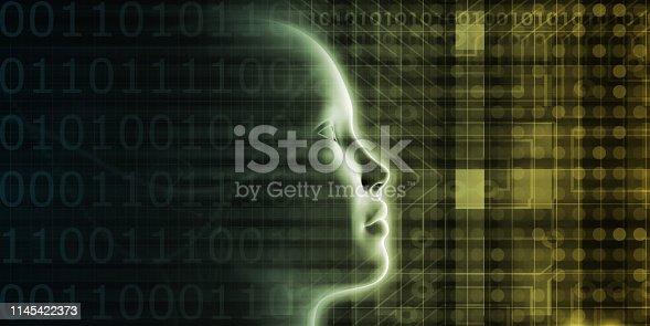 istock AI Processing Education Deep Learning 1145422373