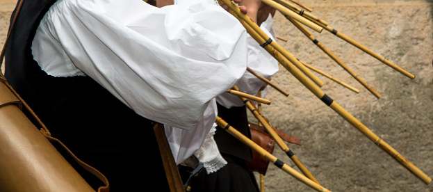 Cagliari Italy May 1 2013 357 Procession Of Santefisio - Fotografie stock e altre immagini di 40° anniversario