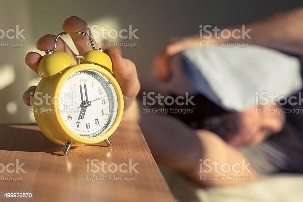 Procrastination Stockfoto en meer beelden van Aanbellen