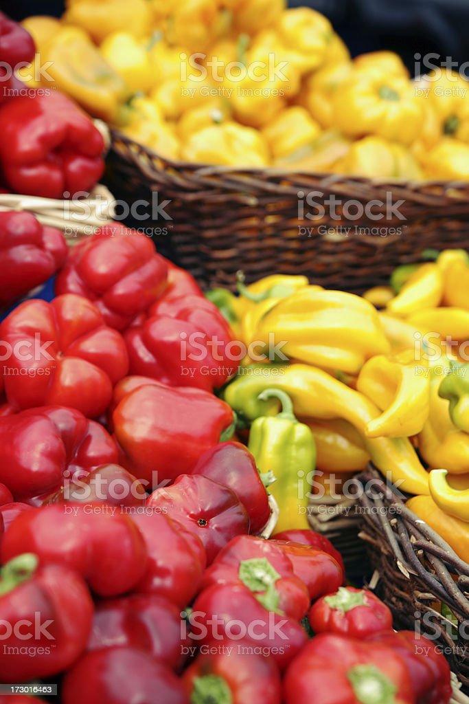 Produce series royalty-free stock photo