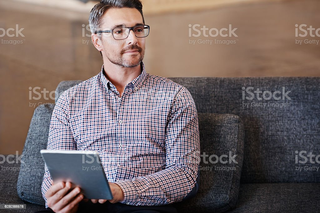 Producing impressive designs stock photo
