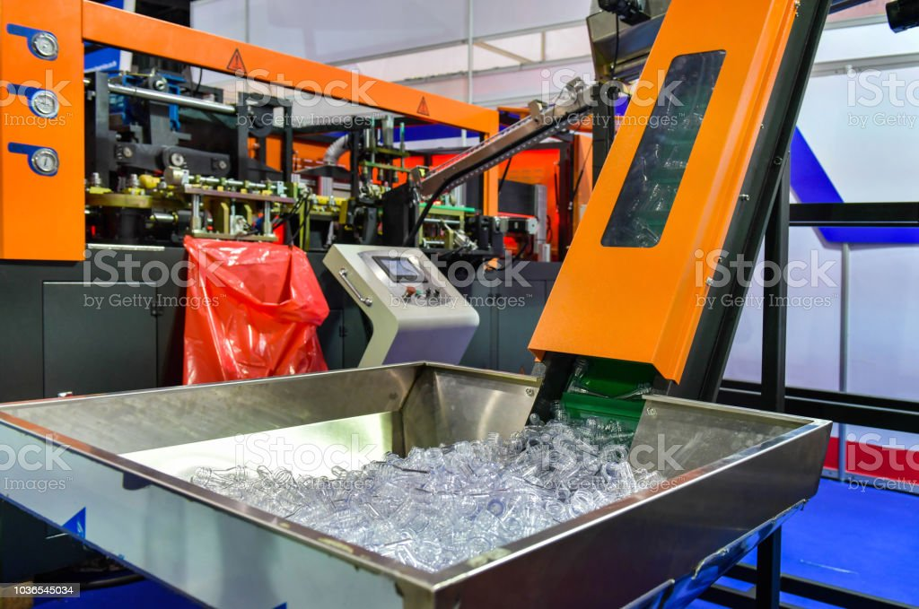 Automated production line Plastic Bottle Industrial