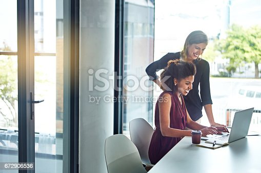 istock Productivity in action 672906536
