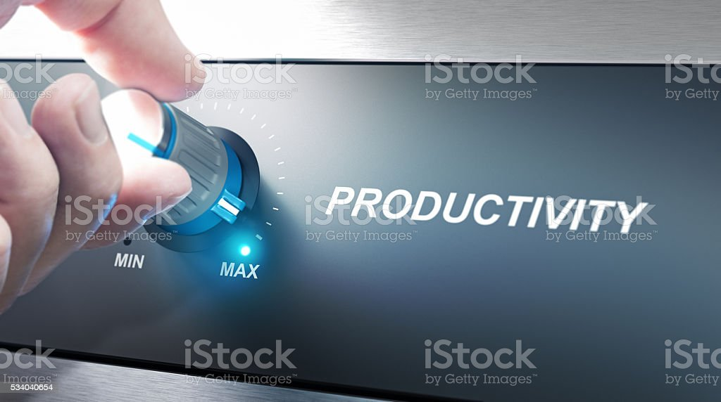 Productivity Management and Improvement - Photo