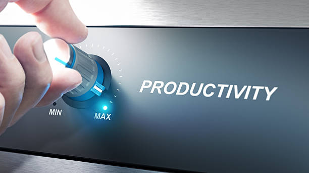 productivity management and improvement - efficiency stock photos and pictures