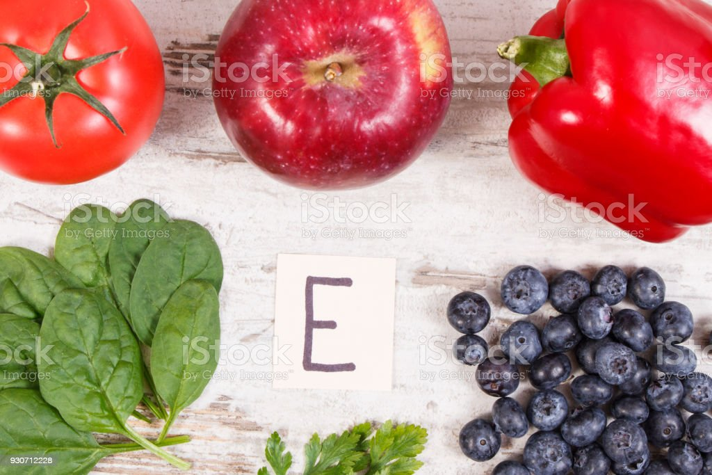 Fruits And Vegetables Containing Vitamin E Products and ingredients containing vitamin e and dietary fiber products and ingredients containing vitamin e and dietary fiber healthy nutrition concept royalty free workwithnaturefo