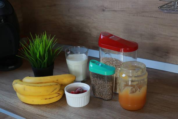 Producten voor smoothie foto